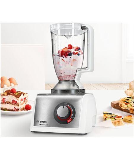 Robot de cocina Bosch multitalent 8 - 1250w - hasta 50 funciones distintas MC812S820 - 71355855_3548419407
