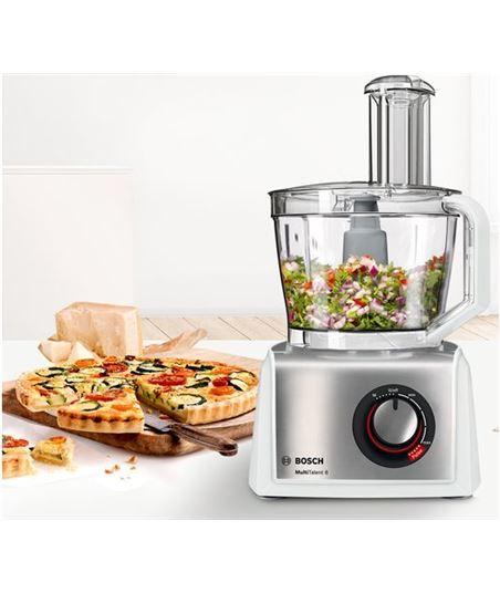 Robot de cocina Bosch multitalent 8 - 1250w - hasta 50 funciones distintas MC812S820 - 71355855_4819983032