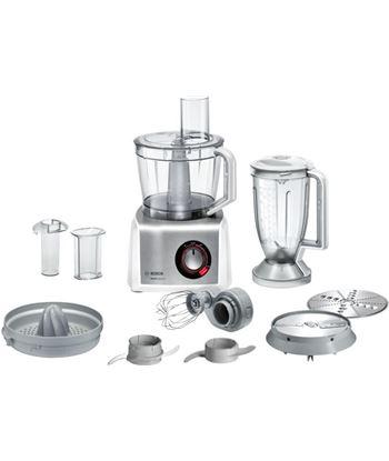Robot de cocina Bosch multitalent 8 - 1250w - hasta 50 funciones distintas MC812S820