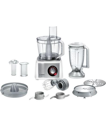 Robot de cocina Bosch multitalent 8 - 1250w - hasta 50 funciones distintas MC812S820 - MC812S820