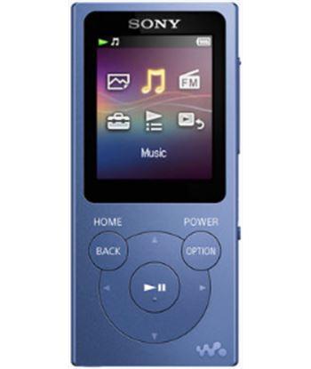 Sony nwe393l azul reproductor mp4 4gb NWE393L.CEW AZU