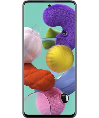 Movil Samsung galaxy a51 6.5'' 4gb 128gb 4 camaras azul A51 A515 DS BLA - A51 A515 DS BLACK