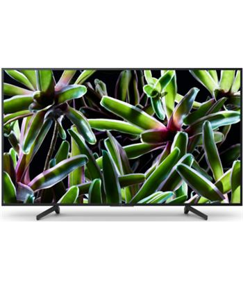 Lcd led 43'' Sony KD43XG7096 4k hdr x-reality pro triluminos smart tv