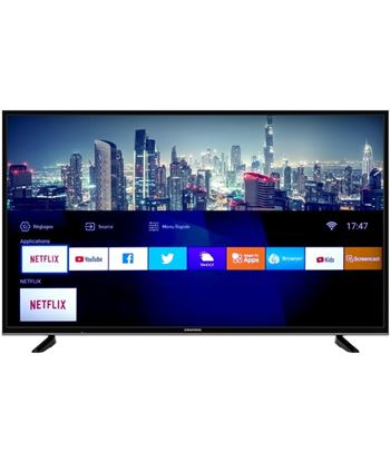 Lcd led 49'' Grundig 49GDU7500B 4k uhd hdr smart tv wifi