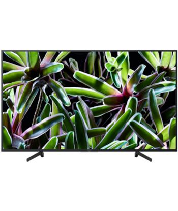Lcd led 49'' Sony KD49XG7096 4k hdr x-reality pro triluminos smart tv