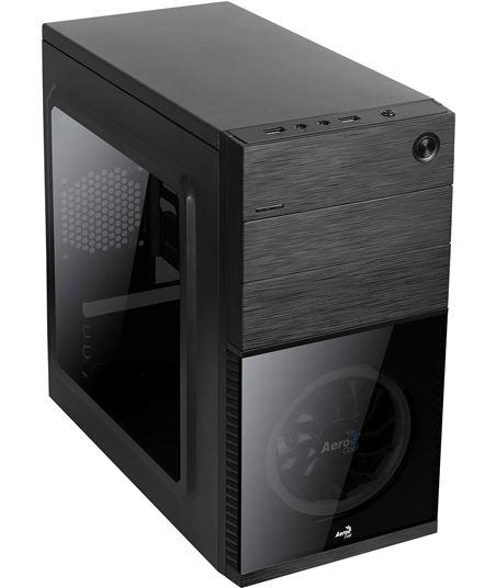 Caja semitorre Aerocool CS105BL - atx - 1*5.25 / 2*3.5 / 1*2.5 - 1*usb 3.0/ - 62222914_0098277393