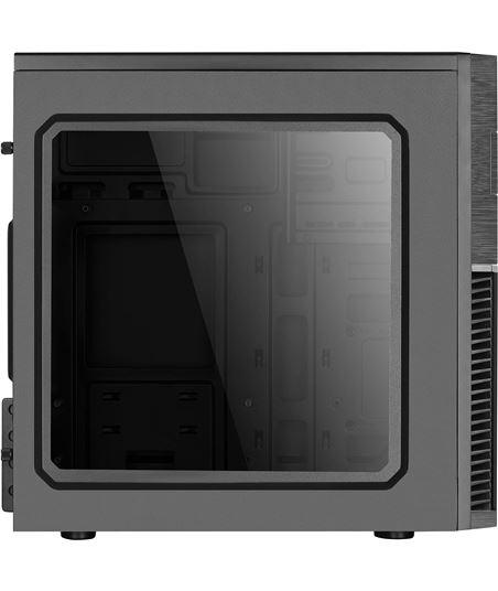 Caja semitorre Aerocool CS105BL - atx - 1*5.25 / 2*3.5 / 1*2.5 - 1*usb 3.0/ - 62222914_6295493901