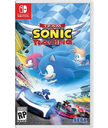 Juego para consola Nintendo switch team sonic racing TSRP