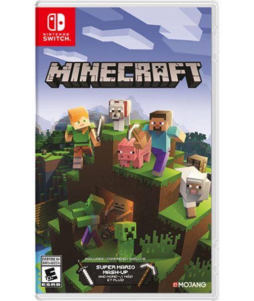 Juego para consola Nintendo switch minecraft SW MINECRAFT - NIN-NS-J MINECRAFT