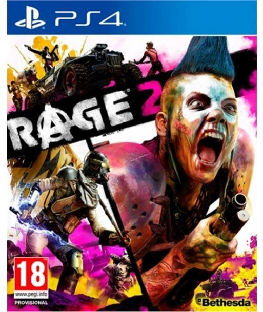 Juego para consola Sony ps4 rage 2 RAGE2 - SONY-PS4-J RAGE2