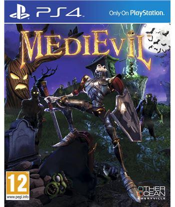 Juego para consola Sony ps4 medievil 9946007 Consolas - 9946007