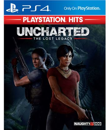 Juego para consola Sony ps4 uncharted: the lost legacy - hits 9968801