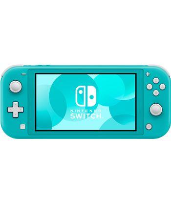 Consola Nintendo switch lite azul turquesa 10002292 - 10002292