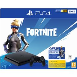 Sony consola ps4 500 gb + voucher fortnite (2019) 9940708