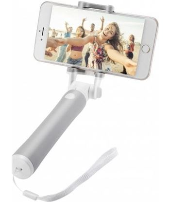 Palo selfie Xiaomi selfie stick grey - bluetooth 3.0 - aluminio FBA4088TY