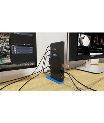 Nuevoelectro.com docking station i-tec u3hdmidvidock - conexión usb 3.0 - salidas 1xdvi - 1x - 22806950_5049882269