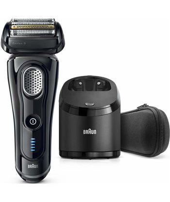 Afeitadora Braun serie 9 9250cc negra - 5 elementos de afeitado - cabezal f 217244