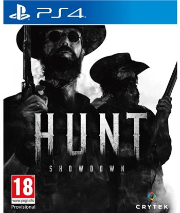 Juego para consola Sony ps4 hunt showdown HUNT SWDN