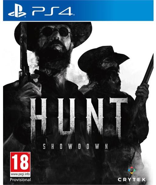 Juego para consola Sony ps4 hunt showdown HUNT SWDN - HUNT SWDN