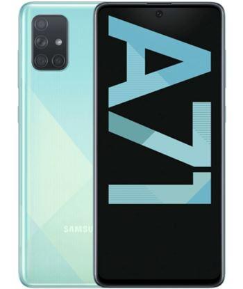 Movil Samsung galaxy a71 6.7'' 6gb 128gb 4 camaras negro A71 A715 DS BLU - 8806090268960