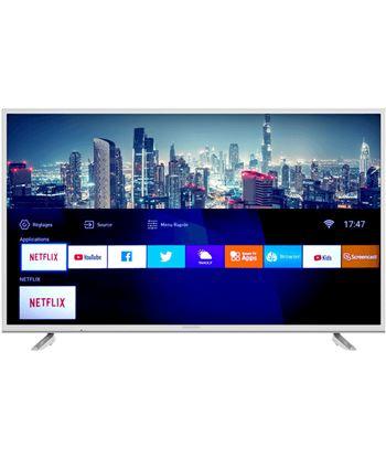 Tv led 108 cm (43'') Grundig 43GDU7500W ultra hd 4k smart tv blanco