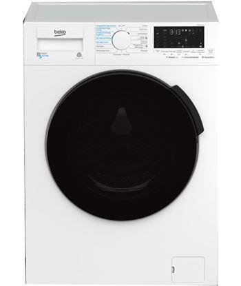 Lavadora-secadora Beko HTV8716DSWBT 8/5kg 1400rpm blanca a