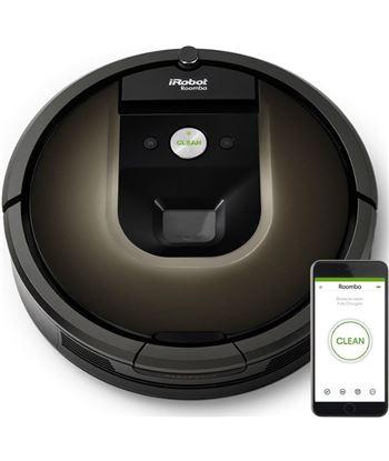 Robot aspirador irobot Roomba 980 - navegación iadapt 2.0 con localizacion R980040