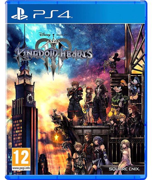 Juego para consola Sony ps4 kingdom hearts iii KH III - SONY-PS4-J KH III