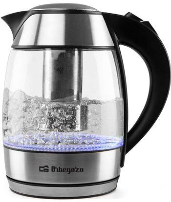 Hervidor de agua Orbegozo kt 6040 - 2200w - 1.8l - libre de bpa - jarra de 17524