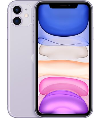 Apple iphone 11 64gb malva - MWLX2QL/A Telefonos móbiles - MWLX2QLA