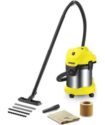 Aspirador seco y humedo Karcher wd3 premium 200w 17l 162984101