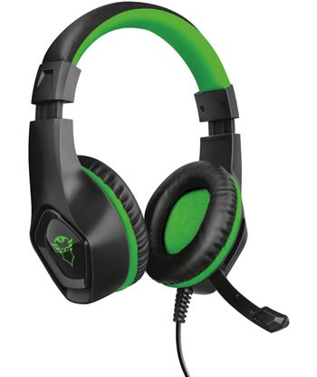 River auriculares con micrófono trust gaming gxt 404g rana green para xbox one - 23346