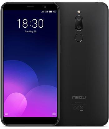 Meizu m6t negro móvil 4g dual sim 5.7'' ips hd+ octacore 16gb 2gb ram dualc M6T (16GB+2GB) - M6T (16GB+2GB) NEGRO