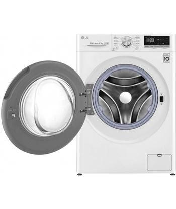 Lg lavadora-secadora de carga frontal F4DN408N0 8/5kg 1400 rpm blanca a
