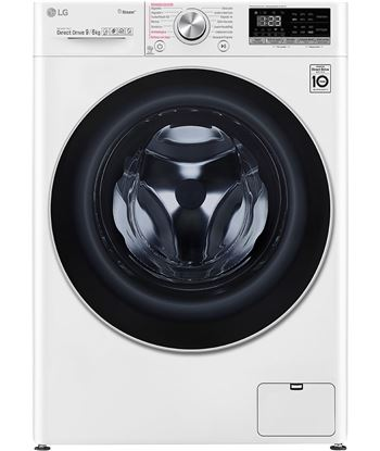Lg lavadora secadora de carga frontalF4DV709H1 clase a 9+6 kg 1400 rpm - 8806098511525