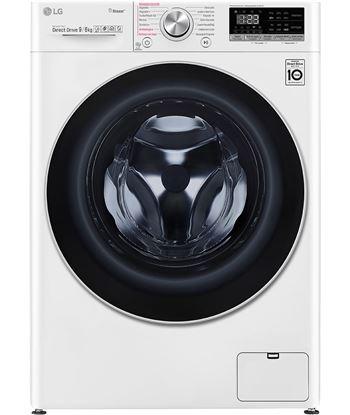 Lg lavadora secadora de carga frontalF4DV709H1 clase a 9+6 kg 1400 rpm