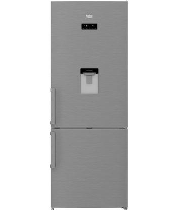 Beko combi e puertas no frost inox rcne520e31dzx (192x70x73,4) - 8690842041389