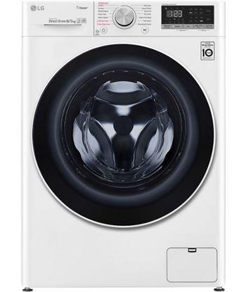 Lg lavadora secadora carga frontal F4DN408S0 clase a 8+ 5kg 1400 rpm