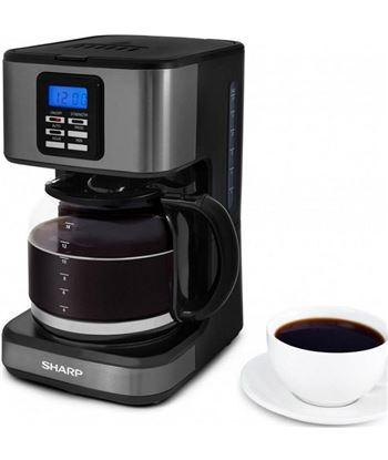 Sharp cafetera de goteo sa-bc2002i acero/negro - 900w - hasta 14 tazas - fi SA-BC2002I-EU