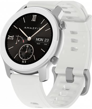 Xiaomi reloj inteligente huami amazfit gtr 42mm moonlight white - pantalla 3cm amo w1910ty4n