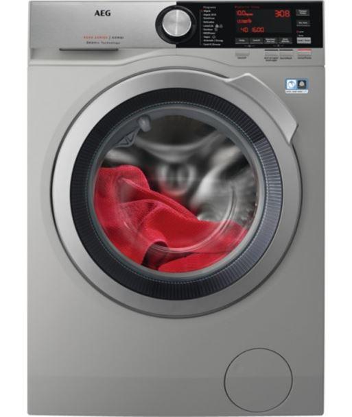 Aeg lavadora-secadora de carga frontal l8wec162s 10/6kg 1600rpm inox 914605222 - L8WEC162S