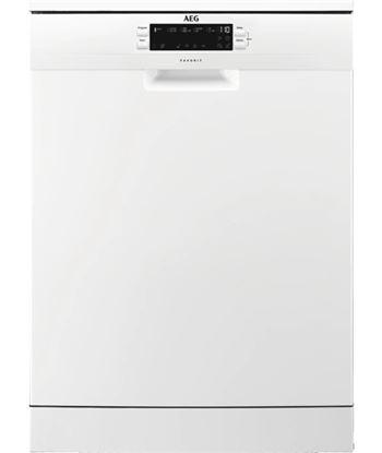 Aeg 911514058 lavavajillas ffb53910zw 60cm blanco a+++ 3ª bandeja - 7332543700646