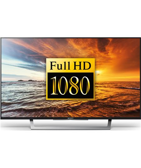Tv led 80cm (32'') Sony kdl32wd753 full hd smart tv KDL32WD753BAEP - 31024797_3701