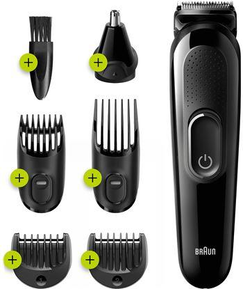 Barbero multigroomer Braun MGK3220