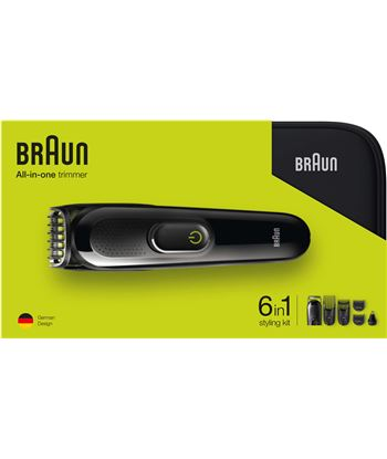 Barbero multigroomer Braun MGK3921 Otros - BRAMGK3921