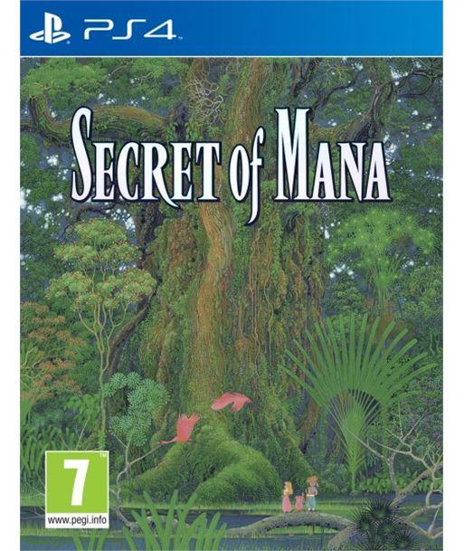 Juego para consola Sony ps4 secret of mana SOFMAN - SOFMAN