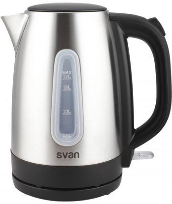 Svan hervidor agua 1.7 l SVHV1117 inox/negro Otros