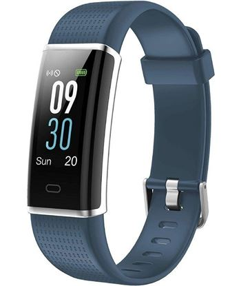 Pulsera fitness Sunstech fitlife hr azul FITLIFEHRBL
