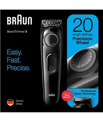 Barbero Braun BT3222