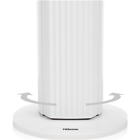Ventilador torre Tristar ve-5985 75cm temporizador blanco 35w VE5985 - 34542484_2338222471